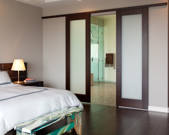 Sliding Bathroom Doors Design Pictures Remodel Decor And Ideas Page 4
