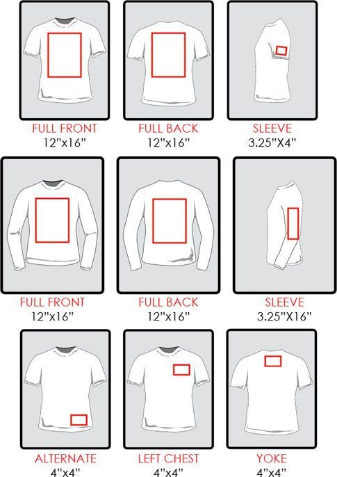 Shirt Designs Ideas t shirt design tee shirt designs ideas Placement Designs On T Shirts Pants Shorts Etc
