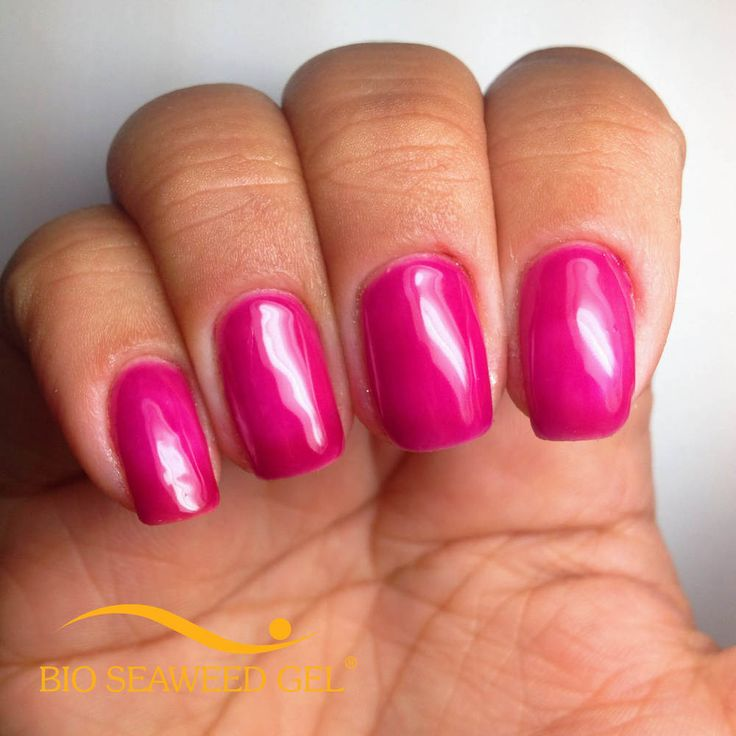 Image of UNITY All-In-One Colour Gel Polish - 176 Cerise