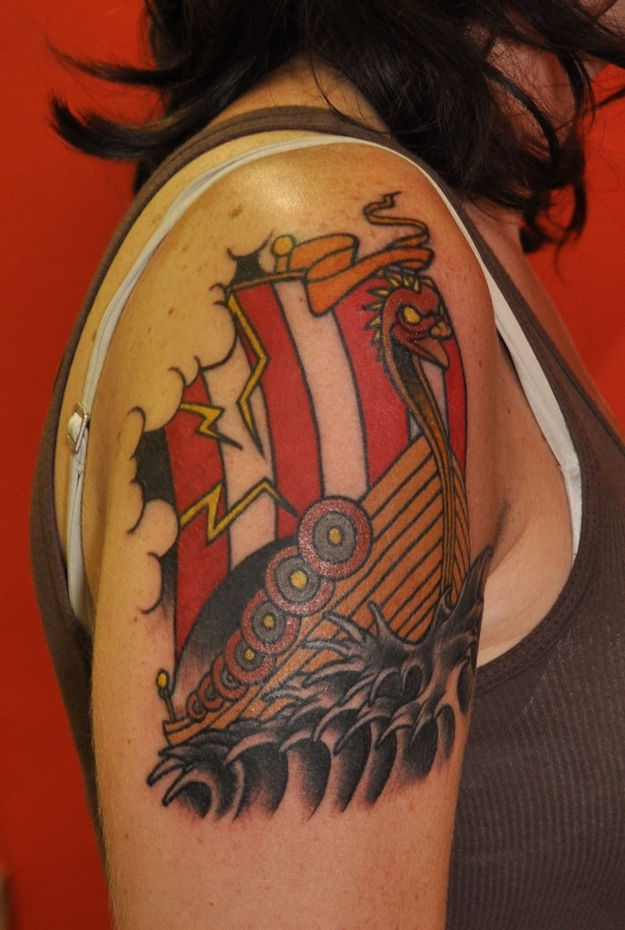 Warrior Viking Tattoo: 96 Best Images About Viking Tattoos On Pinterest