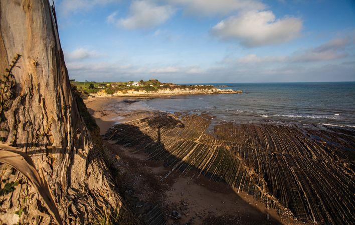 Playa de San Pedro de Antromero #Gozón #playa #beach #Asturias #ParaísoNatural #NaturalParadise #Spain