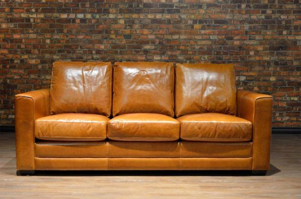 25 Best Ideas About Distressed Leather Couch On Pinterest
