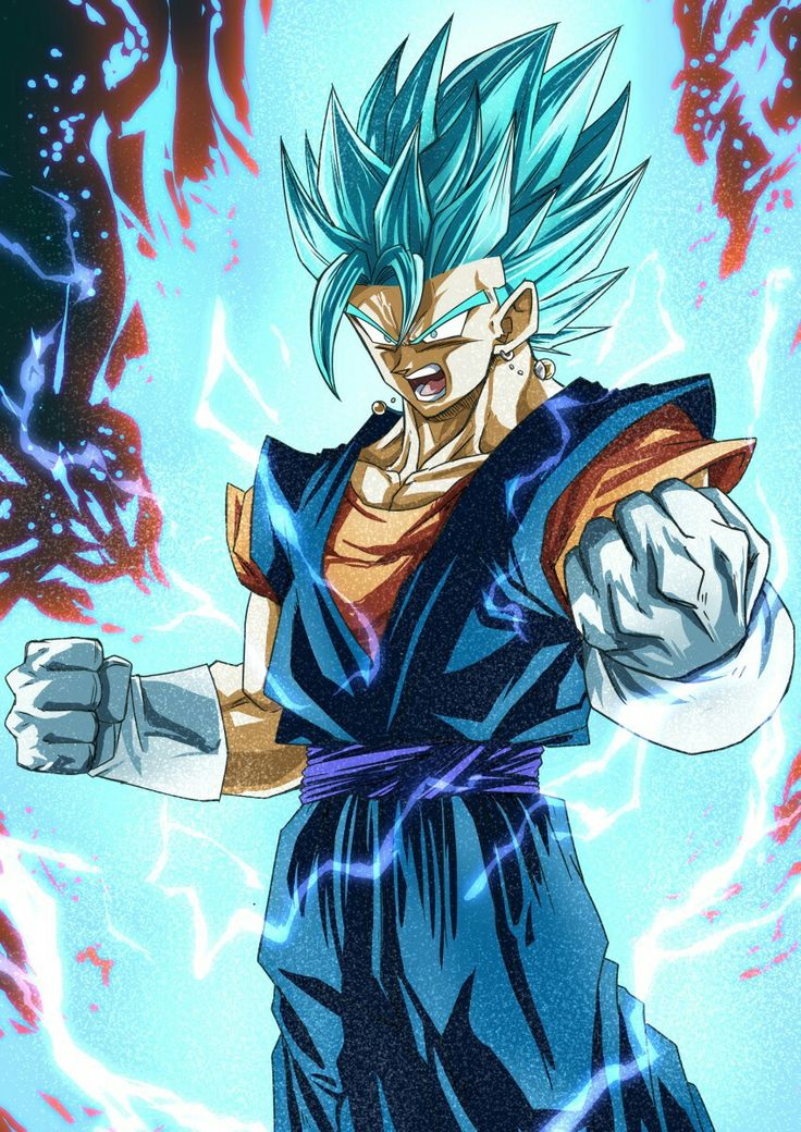 SSJ Blue Vegito                                                                                                                                                                                 More