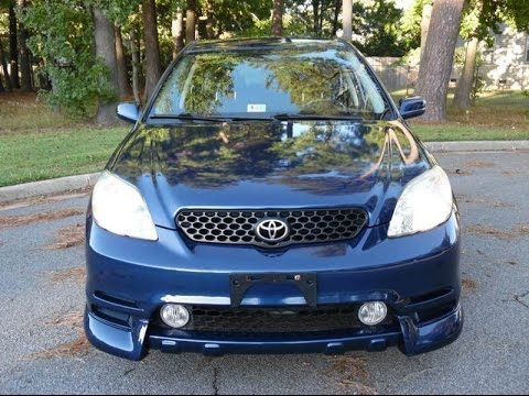 Best Offer In United States  https://www.youtube.com/watch?v=1AO2tJVqy-w   2003 Toyota Matrix XR  $4599  http://thehotwire.us