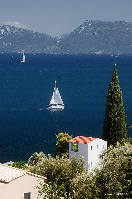 Summertime, Nidri, Ionian Islands, Greece Copyright: Vasilis Protopapas