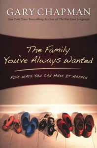 Best-selling author Gary Chapman describes how you can build a strong, loving family in a discussion based on his book The Family You've Always Wanted: Five Ways You Can Make It Happen.