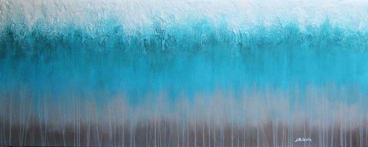 Obrazy abstrakcyjne Sylwia Michalska, www.artpracownia.wordpress.com