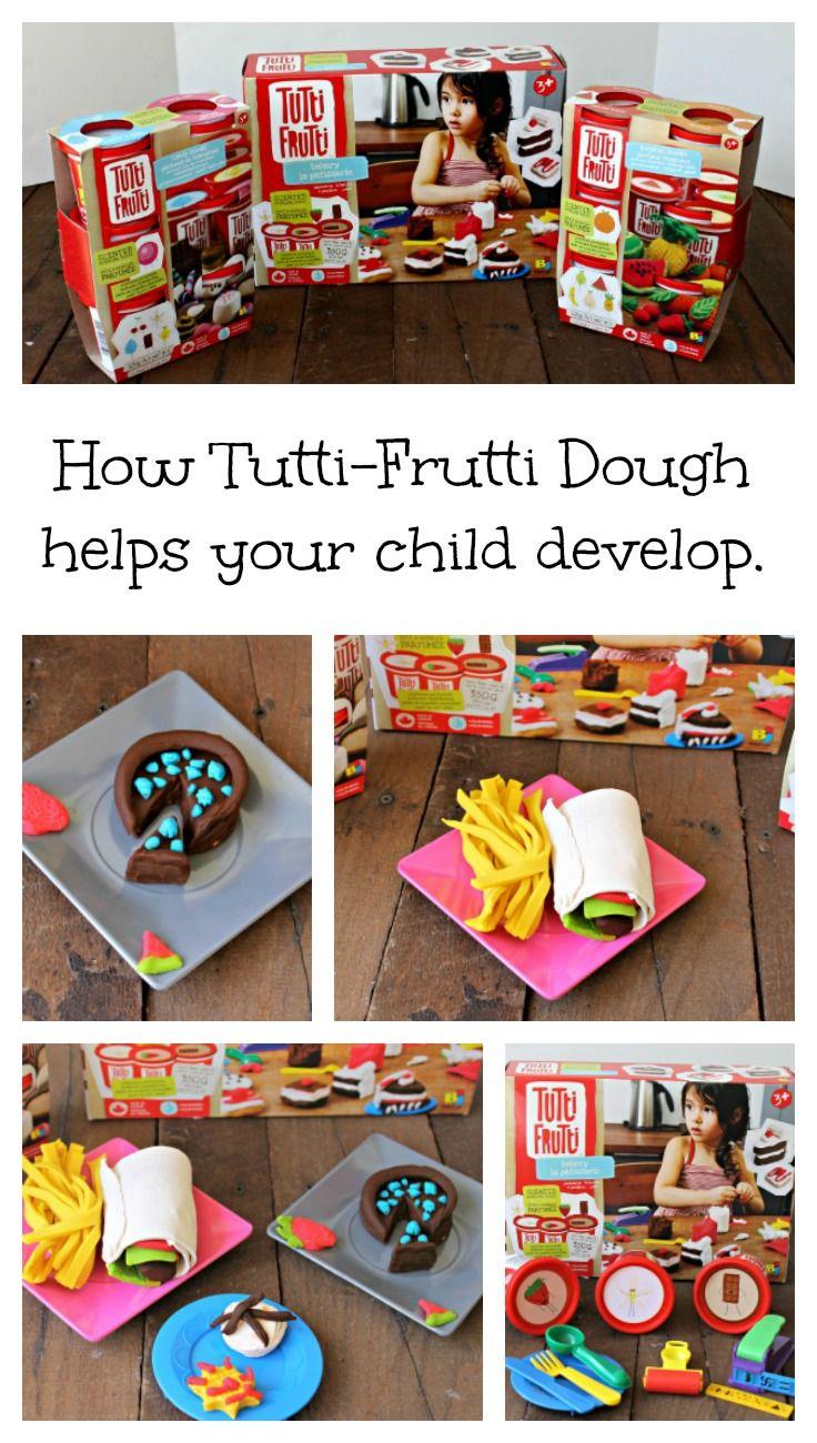 Help Your Child's Development with Tutti-Frutti Dough - Women Lifestyle Health Fashion Winning Prizes