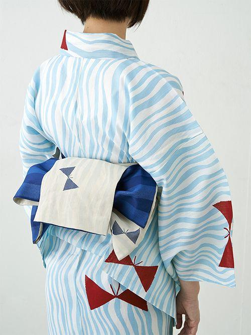 ドゥーブル メゾン「ゆかたと夏きもの展」開催 - カラフルな浴衣の販売やワークショップ | ニュース - ファッションプレス