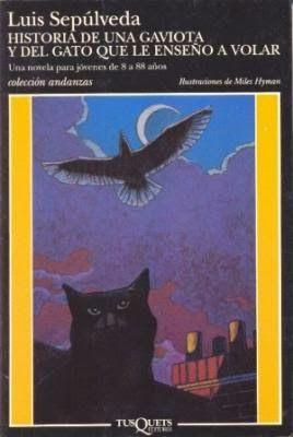 Mil Libros: Historia de una gaviota y del gato que le enseñó a volar, de Luis Sepúlveda