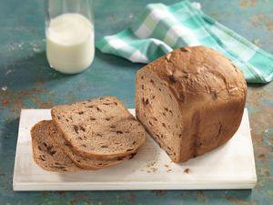 Eine süße Osterversuchung aus dem Brotbackautomat: Schoko-Milchstuten #Rezept