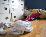 Interior Design :: Clutter Solutions