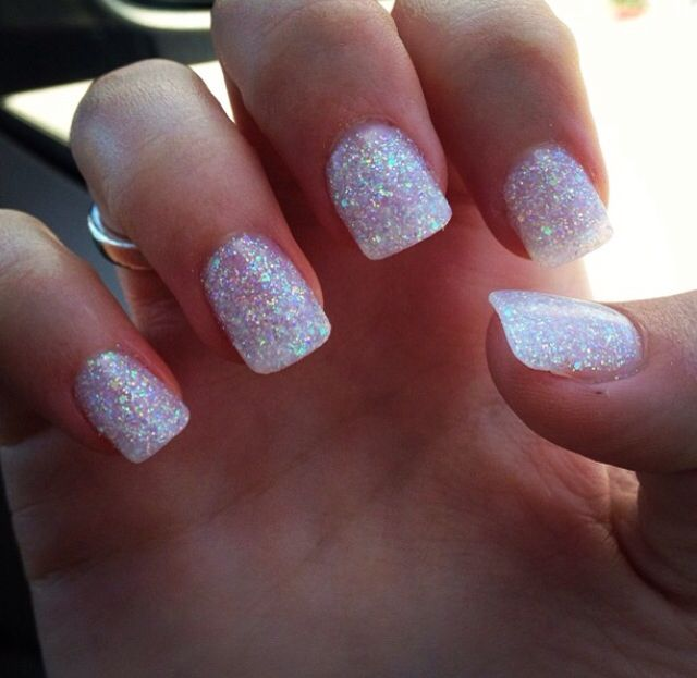 My Prom Nails from last year! :)