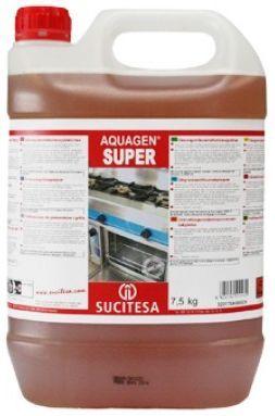 Aquagen Super degresant cuptoare si grill inlatura grasimile si murdaria arsa. Acum la cantitatea de 7,5L.