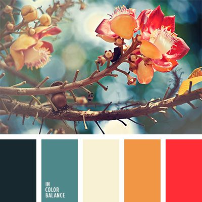 Цветовая палитра №1209