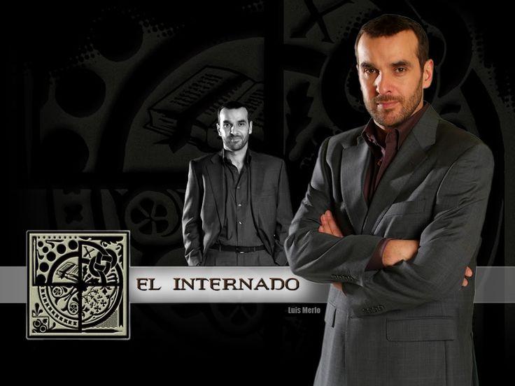 Mi actor Favorito!!, en una de mis series favoritas. Luis Merlo