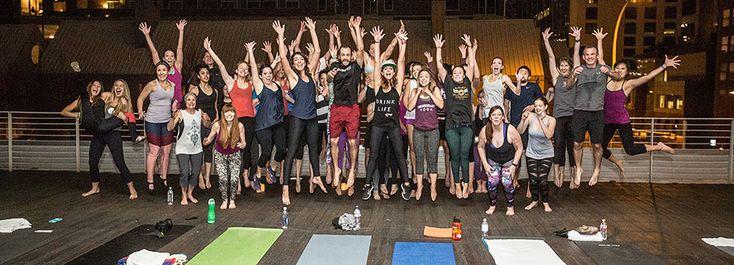 Austin Yoga Downtown - Wanderlust Yoga Studios | Wanderlust Yoga Austin