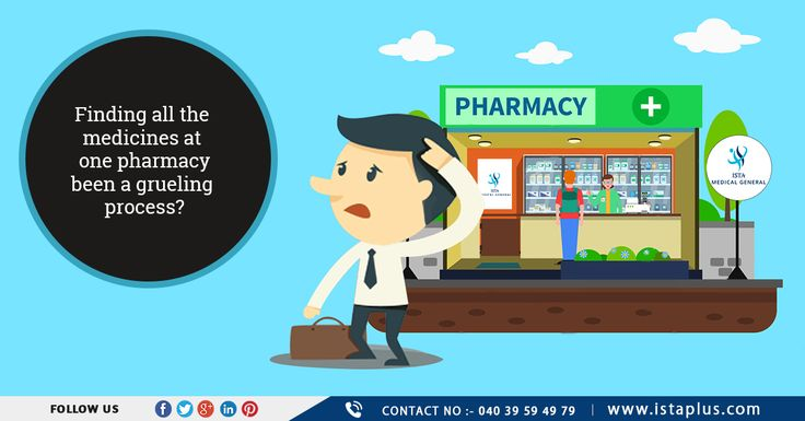 #Finding all the #medicines #at #one #pharmacy #been a #grueling #process? #Get upto #20% #Discount #Free #Home #Delivery #ISTA #MEDICAL #GENERAL #ISTAPLUS http://www.istaplus.com/