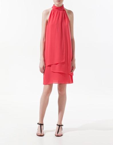 Catalogo Zara primavera 2012: nuevos vestidos de noche