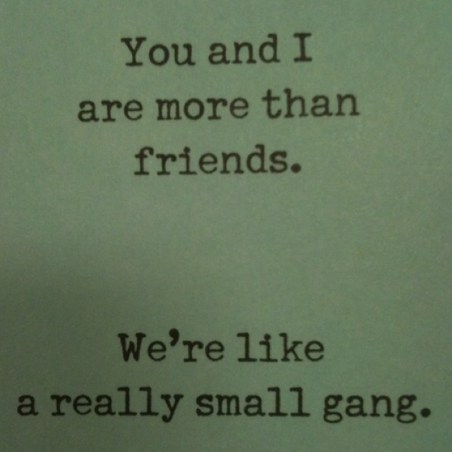 Hehe: Small Gang, Smallgang, Best Friends, Quotes, Bestfriends, Bff, Funny, Beasts, Things