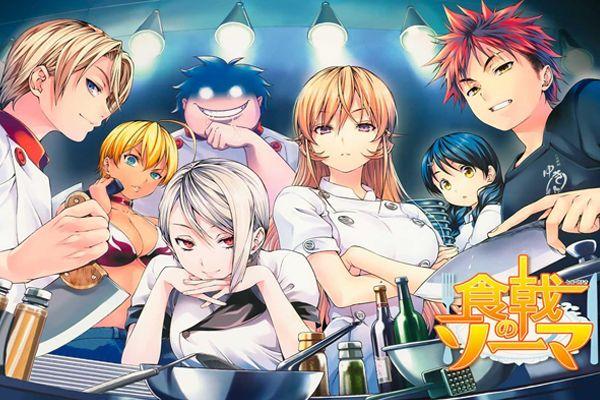 Discover Shokugeki no Souma on kawaiism.org - Anime, manga, videogames and figures database! Search for your favorite stuff, read news and articles.