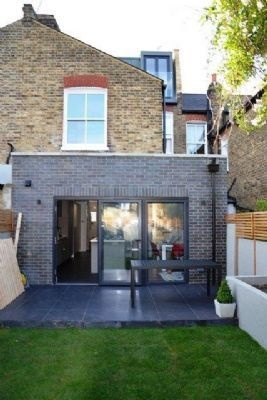 Blu Room Architecture - Single storey rear extension completed August 2011 - on FreeIndex