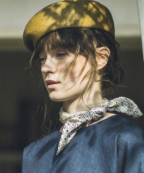 【NEI】BINDUシルクバンダナ(バンダナ/スカーフ)|everyday by collex(エブリデイバイコレックス)のファッション通販 - ZOZOTOWN