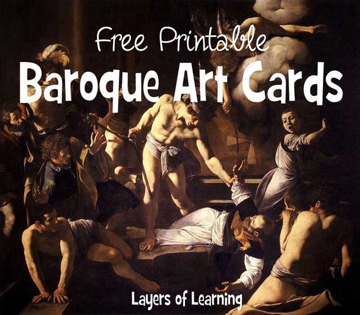 1000 images about art on pinterest watercolors baroque for Characteristics of baroque period