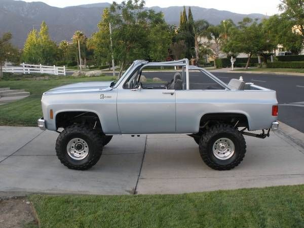 Used Chevy Trucks >> 74 blazer | Auto | Pinterest | Blazers