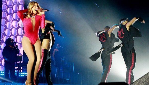 Deslumbra Mariah Carey a mexicanos