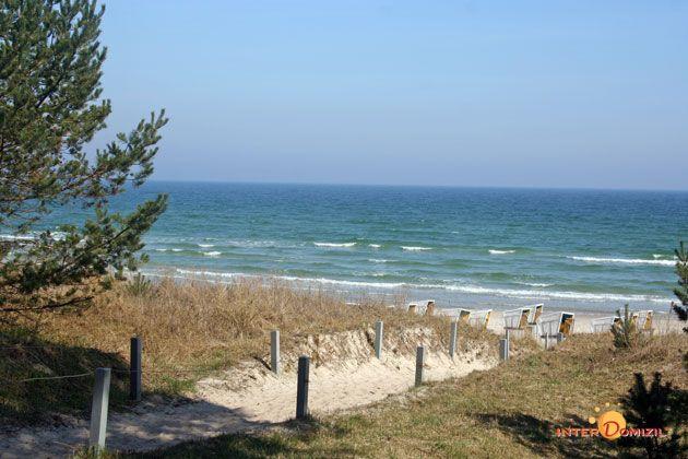 InterDomizil - Baabe Ferienwohnung Sanddornstübchen A 0.07 Ref. 128662 im Haus Meeresblick