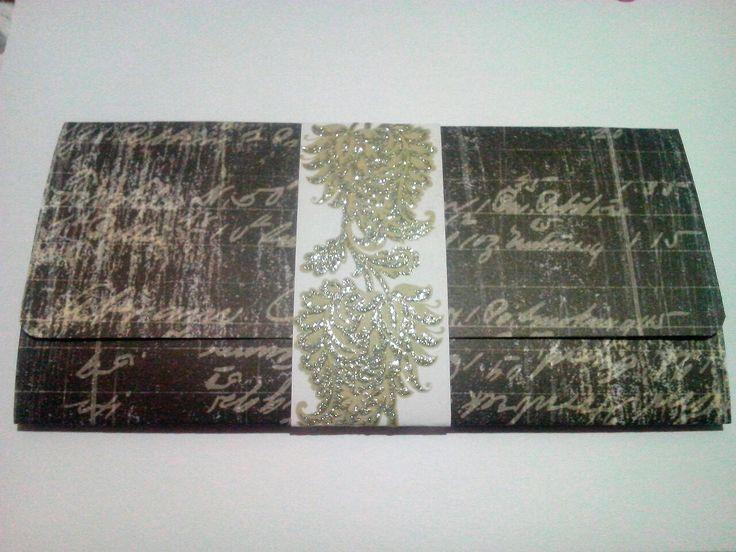 Envelopes for cash gifts (wedding)