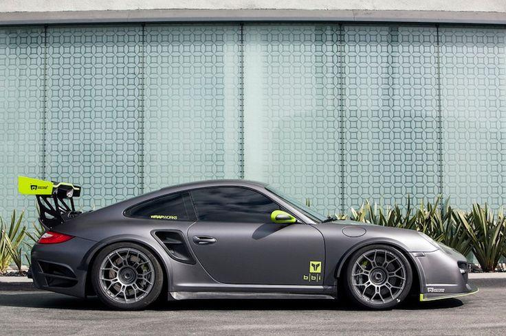 Porsche 997 Turbo - Projekt Grip