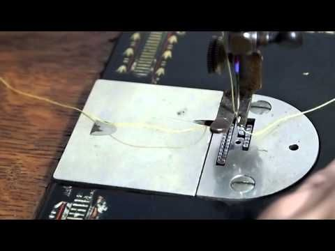 janome bobbin threading instructions