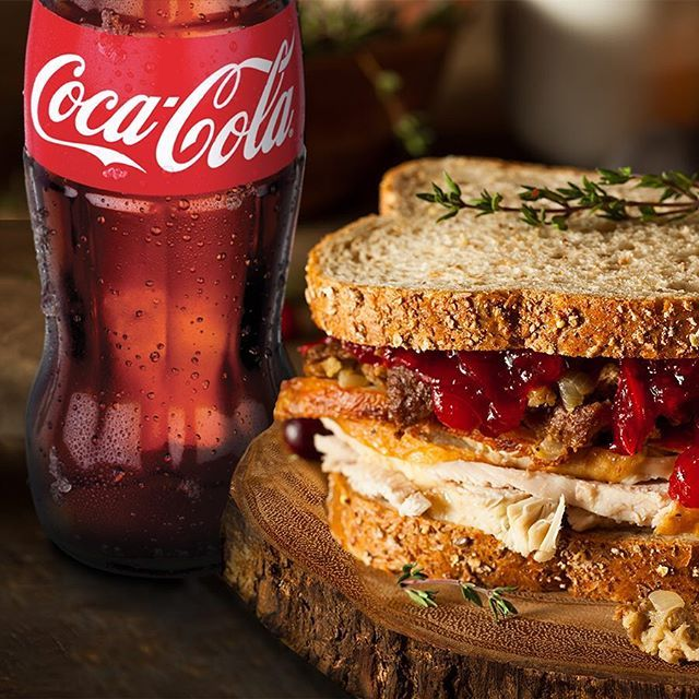 Think of us as the official drink of that wonderful #Thanksgiving leftover sandwich in your future.