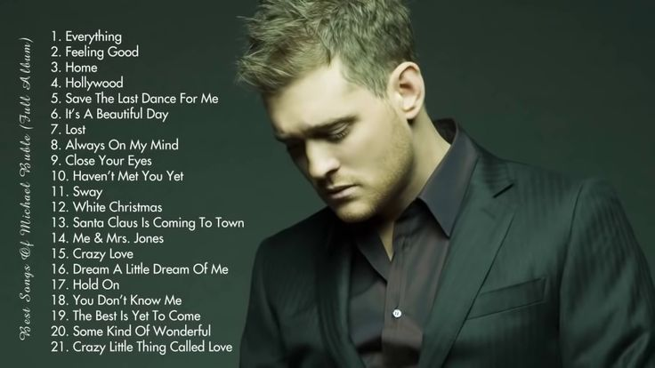 Michael Bublé Greatest Hits -  Best Songs of Michael Bublé
