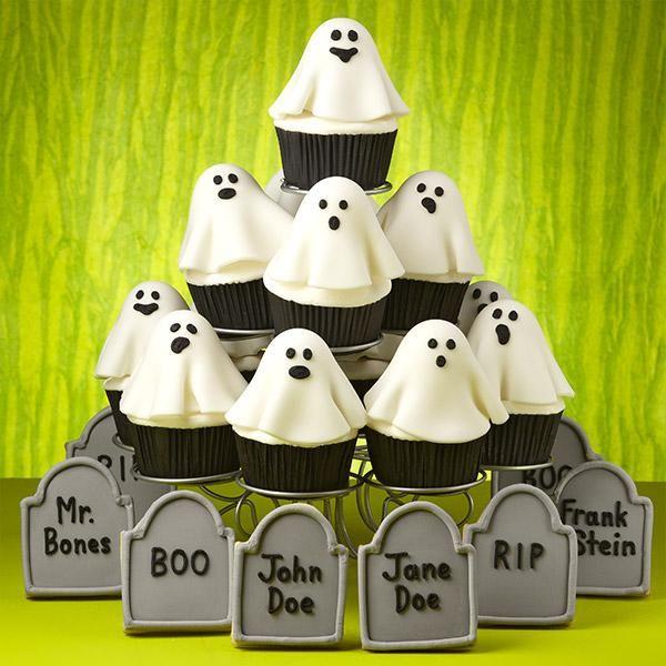 Le 10 cupcake di Halloween più belle e come si fanno.