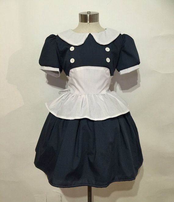 BioShock Little Sister Cosplay Dress by skycreation on Etsy
