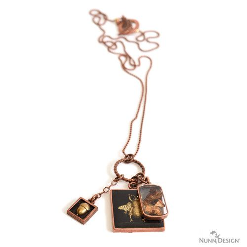 There are so many ways to use the Nunn Design Open Frame Pendants. We will start by inspiring and nurturing your creativity with this tutorial and video about how to use colorized resin in these little cutie-pies (my neighbor Liz uses that phrase and it is kind of catchy).Be Inspired! ...