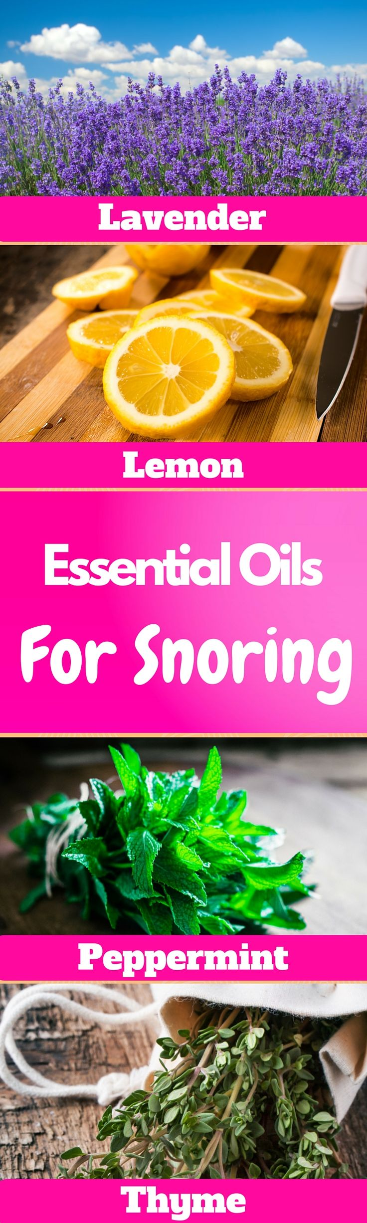Essential Oils For Snoring - Essential Oils And Snoring