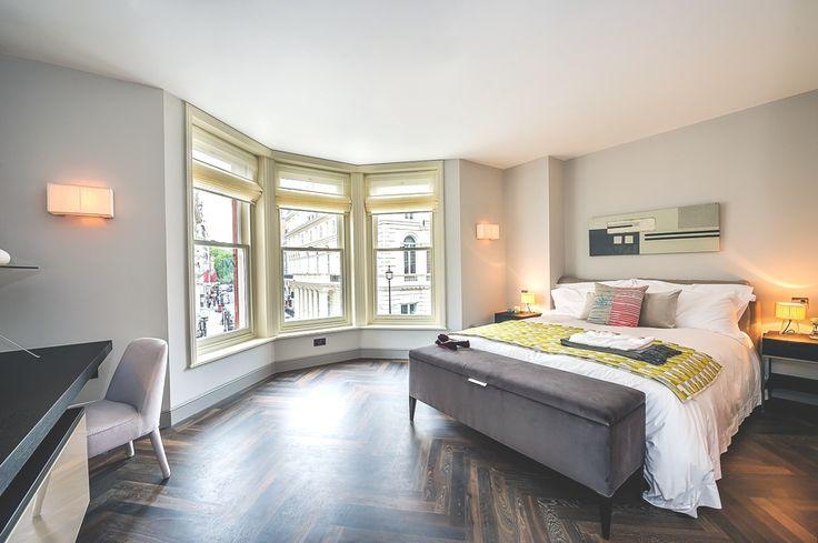 Luxury residential development – 46 St. James's Place, London