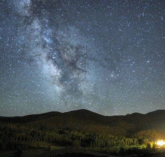 crooked creek ranch, a young life camp-- Fraser, CO