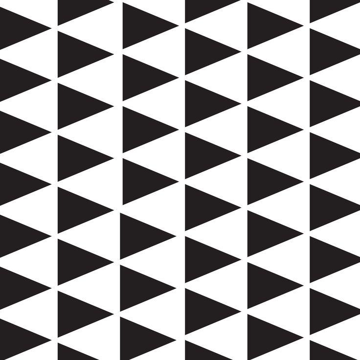 tatertotsandjello.com wp-content uploads 2014 05 black-and-white-canvas-prints-triangles-tatertotsandjello.com_.jpg