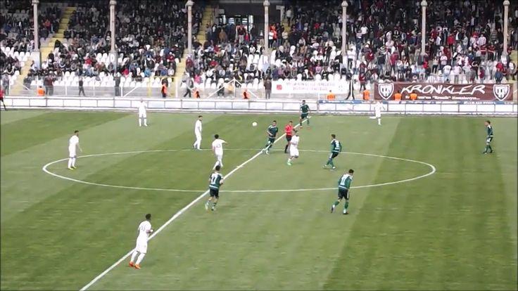 BANDIRMASPOR 2-0 KONYA A.SELÇUKLUSPOR  MAÇ ÖZETİ TFF 2. LİG BEYAZ GRUP 1...