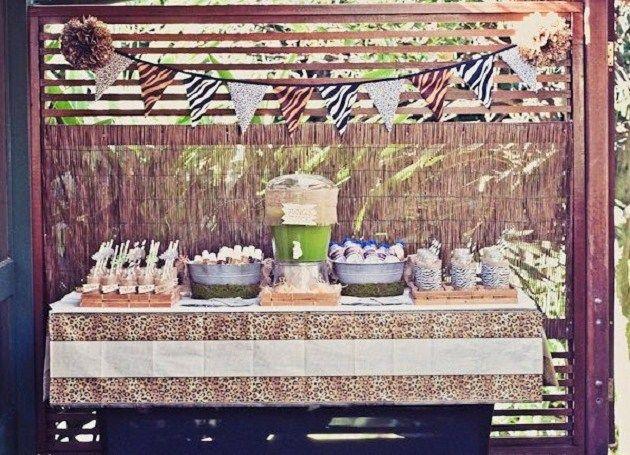 festas aniversario jardim zoologico maia : festas aniversario jardim zoologico maia:ideias sobre Lanches De Festa Temática De Selva no Pinterest
