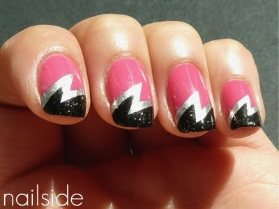 Lots of lovely nail art designs and tutorials