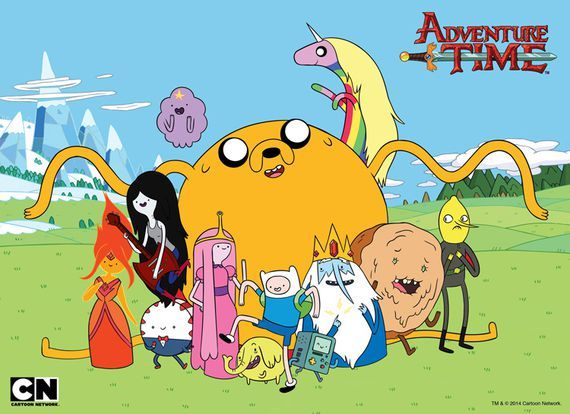 'Adventure Time' and its trips to distant lands will end in 2018 - CNET Enlarge Image The Adventure Time gang will still be hanging around for two more seasons. Cartoon Network The theme song to animated cult favorite Adventure Time promises the fun will never end but looks like thats not quite true. Cartoon Network said Thursday the adventures of Jake the dog and Finn the human will end in 2018 after two more seasons and some specials. Adventure Time changed the definition of what a kids TV…