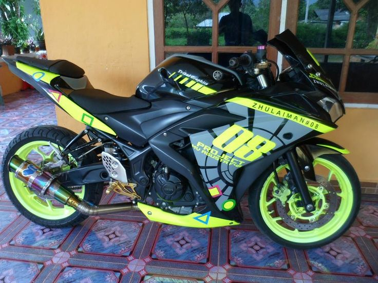 Cutting Sticker Yamaha R25  #TribalGraphics #CuttingSticker #3DCuttingSticker #Decals #Vinyls  #Stripping #StickerMobil #StickerMotor #StickerTruck #Wraps  #AcrilycSign #NeonBoxAcrilyc #ModifikasiMobil #ModifikasiMotor #StickerModifikasi  #Transad #Aimas #KabSorong #PapuaBarat