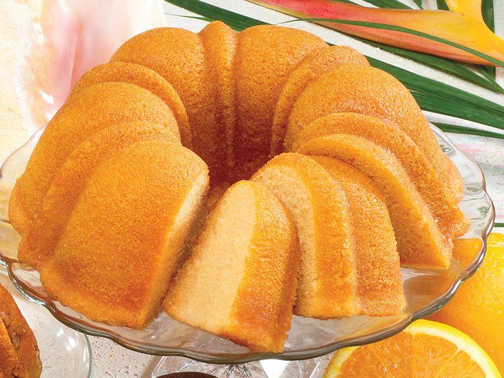 Honeybell Zest Cake Recipe