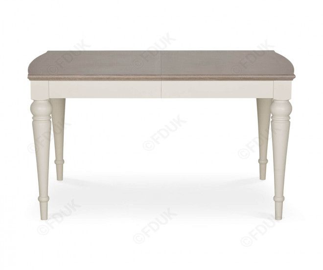 Bentley Designs Montreux Washed and Soft Grey 4-6 Extension at Furniture Direct Uk. #BentleyDesignsFurniture #Online Furniture #DiningRoom #DiningTable